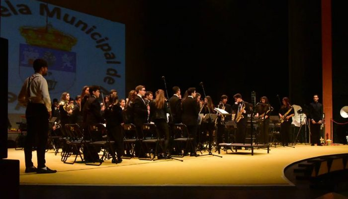 Concierto BSO Santa Cecilia EMML
