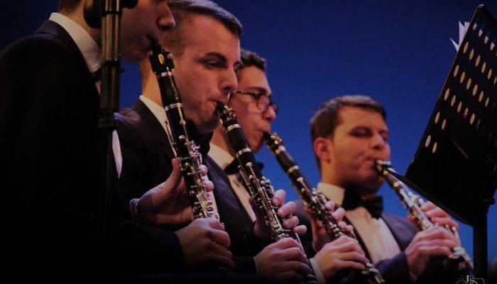 Concierto de Año Nuevo EMML clarinetes