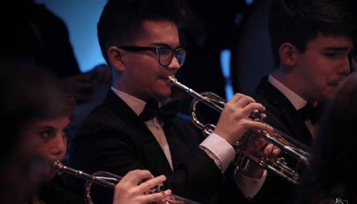 Concierto de Año Nuevo EMML trompeta