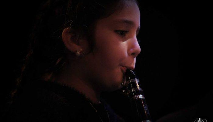 Concierto de Año Nuevo EMML clarinete