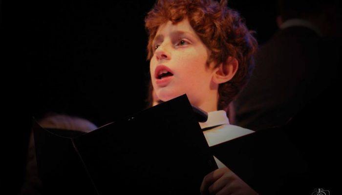 Concierto de Año Nuevo EMML coro voces blancas