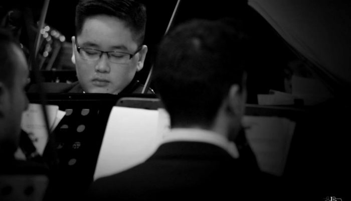Concierto de Año Nuevo EMML violín
