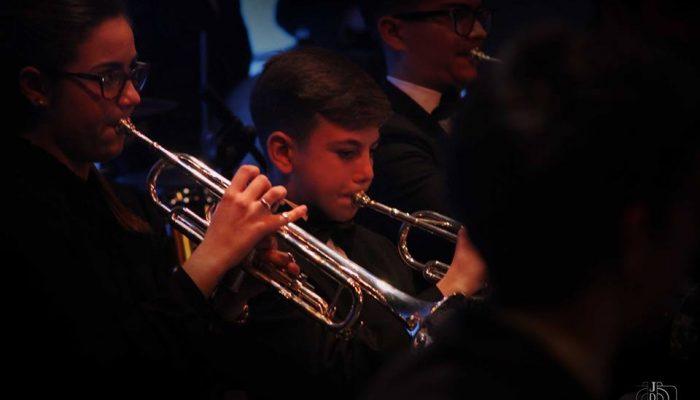 Concierto de Año Nuevo EMML trompetas