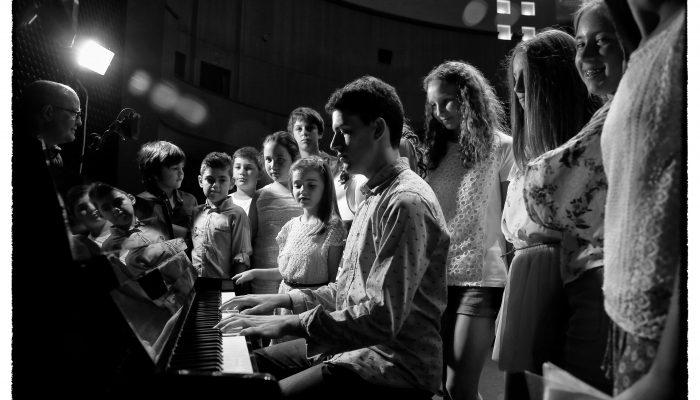 alumnos piano