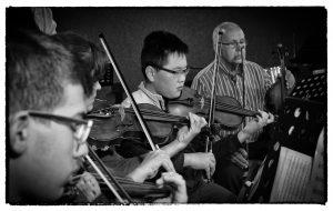 escuela música lepe educación violín orquesta lepe clases