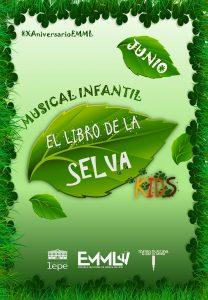 el libro de la selva lepe escuela musica infantil teatro cultura