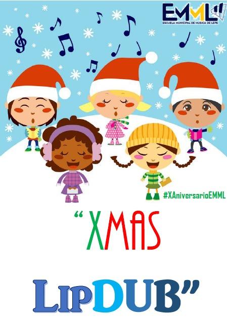 libdub infanitl escuela musica lepe bilingüe navidad